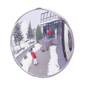 Beobachtungsspiegel -SPION- aus Spezialkunststoff (Maße/Beobachterabstand: Ø 300 mm / 2 m (Art.Nr.: 90.9591))