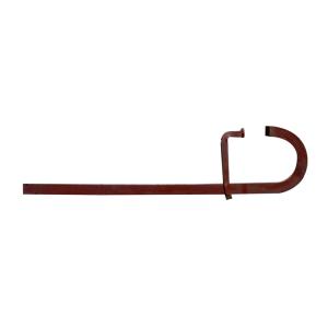 Betonzwinge aus Flachstahl, verschiedene Schalungslängen (Schalungslänge: bis 750 mm (Art.Nr.: 111951))