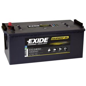 Bleigel-Akkumulator für Antrieb und Beleuchtung 12 V (Ausführung: Bleigel-Akkumulator für Antrieb und Beleuchtung 12 V (Art.Nr.: 41165))