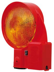 Blitzleuchte -TopFlash- zum Aufsetzen auf Leitkegel, ein- / zweiseitig (Ausführung: Blitzleuchte -TopFlash- zum Aufsetzen auf Leitkegel, ein-/zweiseitig (Art.Nr.: 28160))