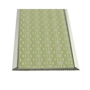 Bodenmarkierung / Wandmarkierung aus Aluminium, langnachleuchtend (High Intensity), auf Rolle (Maße (BxL): 25 x 990 mm (Art.Nr.: 90.a5580))