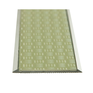 Bodenmarkierung / Wandmarkierung aus Aluminium, langnachleuchtend, auf Rolle (Maße (BxL): 25 x 990 mm (Art.Nr.: 90.a5580))
