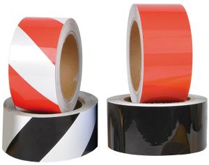 Bodenmarkierungsband -WT-5229-, Breite 50 mm, Länge 15 m, schmutz- und chemikalienresistent (Länge/Farbe: 15m/ <b>gelb</b> (Art.Nr.: 33881))