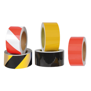 Bodenmarkierungsband -WT-5229-, Breite 75 mm, Länge 15 m, schmutz- und chemikalienresistent (Länge/Farbe: 15 m /  <b>gelb</b> (Art.Nr.: 40978))