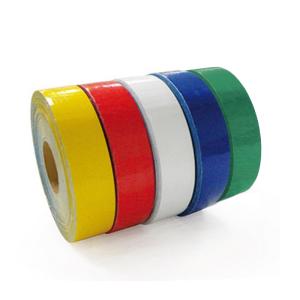 Bodenmarkierungsband -WT-5846-, Breite 75 mm, Länge 12,5 bis 25 m (Farbe: gelb (Art.Nr.: 40993))