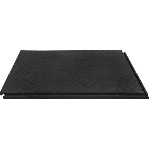 Bodenschutzplatte für Events, aus Gummi, 1200 x 800 mm (Ausführung: Bodenschutzplatte für Events, aus Gummi, 1200 x 800 mm (Art.Nr.: 36852))