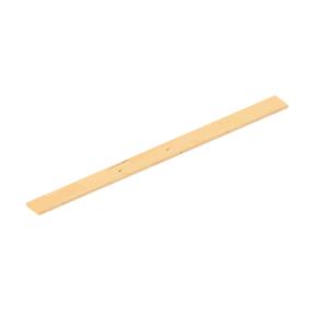 Bordbrett aus Holz, Länge 2500 mm, Breite 150 mm, Stärke 30 mm, nach DIN 4074 S10 (Ausführung: Bordbrett aus Holz, Länge 2500 mm, Breite 150 mm, Stärke 30 mm, nach DIN 4074 S10 (Art.Nr.: 103125))
