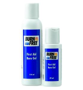 Brandwunden-Gel -Burnfree-, 59 oder 118 ml, zur Kühlung und Beruhigung von Brandwunden (Inhalt: 59 ml (Art.Nr.: 35864))