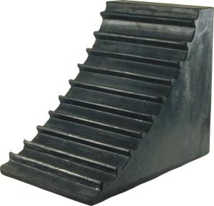 Bremskeil aus Gummi (Ausführung: Bremskeil aus Gummi (Art.Nr.: 18358))