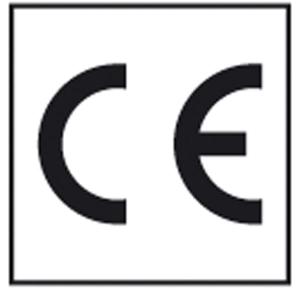 CE-Kennzeichnung auf Rolle, 500 Stück (Maße (BxH): 125 x 125 mm (Art.Nr.: 31.1696))