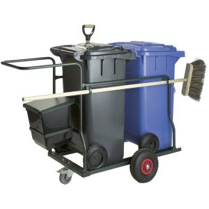 Reinigungswagen
