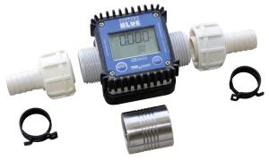 Digitaler Durchflusszähler -K24- für -AdBlue®- Trolley (Ausführung: Digitaler Durchflusszähler -K24- für -AdBlue®- Trolley (Art.Nr.: 34059))