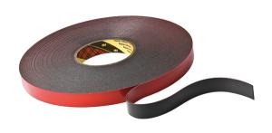 Doppelseitiges Klebeband, 3M? VHB? Kurzrolle, (Ausführung: für schwierig zu klebende Oberflächen (Art.Nr.: 3m3053))