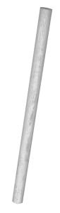 Einsteckrohr für Kabelüberführung, Ø 34 mm (Ausführung: Einsteckrohr für Kabelüberführung, Ø 34 mm (Art.Nr.: 24348))