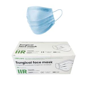Einwegmaske / OP-Maske Typ II R -Kingfa-, VPE 50 Stk. (Ausführung: Einwegmaske/OP-Maske Typ II R -Kingfa-, VPE 50 Stk. (Art.Nr.: 40340))