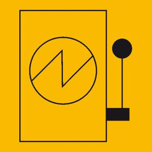 Elektrokennzeichnung / Hinweisschild, Hauptschalter (Ausführung: Elektrokennzeichnung/Hinweisschild, Hauptschalter (Art.Nr.: 21.0744))