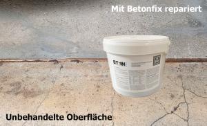 Epoxidharzmörtel -Betonfix- für Beton-Bodenreparaturen, 10 oder 25 kg, Aushärtung nach 6 - 8 Std. (Inhalt: 10 kg  (Art.Nr.: 37131))