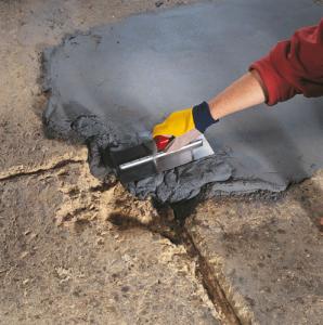 Epoxidharzmörtel Bodenreparatur -Concrex-, für Innen- und Außenbereich, Aushärtung nach 8 Std. (Inhalt: 10 kg (Art.Nr.: 15307))