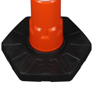 Ersatz- / Zusatzfuß für Kettenpfosten -GigaMAX- (Ausführung: Ersatz-/Zusatzfuß für Kettenpfosten -GigaMAX- (Art.Nr.: 40516))