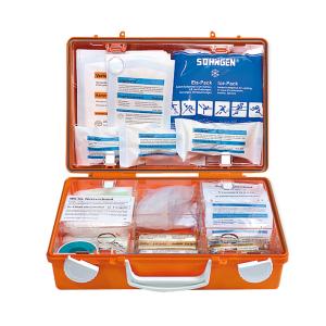 Erste-Hilfe-Koffer -SN-CD-, Inhalt nach DIN 13157, klein (Modell: SN-CD (Art.Nr.: st2002))