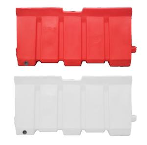 Fahrbahnteiler (Schrammborde) -Big Mexico- (Farbe: rot (Art.Nr.: 39162))