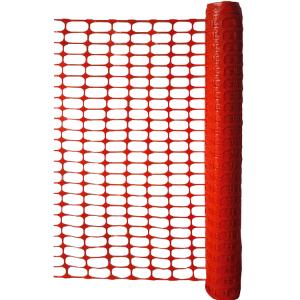 Fangzaun / Warnzaun -Ordito Basic-, 50 m, Höhe 1 m, orange, 6,5 kg (Ausführung: Fangzaun / Warnzaun -Ordito Basic-, 50 m, Höhe 1 m, orange, 6,5 kg (Art.Nr.: 37219))