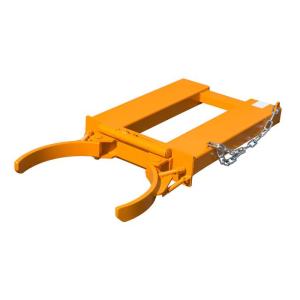 Fassgreifer -Typ FK- aus Stahl, für Aufnahme und Transport von Fässern