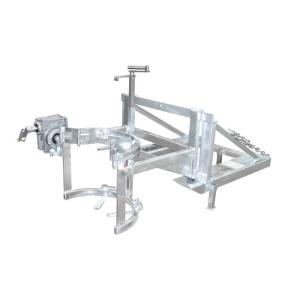 Fasskipper -Typ FD-L- aus Stahl, für Transport und Entleerung von Fässern