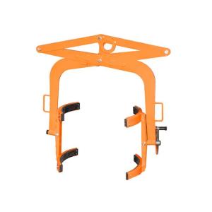 Fasswendezange -Typ FWZ- aus Stahl, für ein vertikales sowie horizontales Heben von Fässern