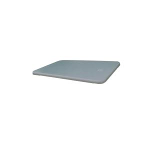 Flachdeckel GFK für Rechteckbehälter Grün / Grau / Blau (für Behälter/Modell/Maße (LxBxH):  <b>100L</b>/Basic/890x590x40mm (Art.Nr.: 14023))