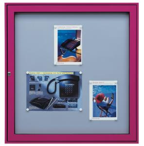 Flachschaukasten -Infomedia FM- 1020 x 1380 mm, Hochformat