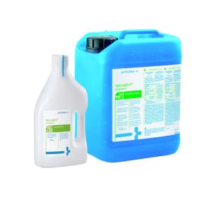 Flächendesinfektion -Schülke terralin protect-, 2 Liter und 5 Liter, begrenzt viruzid PLUS (Gebindegröße: Flasche, 2 Liter (Art.Nr.: sc1096))