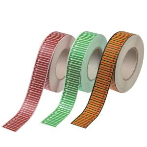 Fließrichtungspfeilbänder für Rohrleitungen (Durchflussstoffgruppe/Farbe:  <b>Wasser</b><br>grün (Art.Nr.: 29.3372-1))