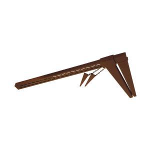 Fundamentzwinge 90 / 50, Schalungslänge bis 900 mm (Ausführung: Fundamentzwinge 90/50, Schalungslänge bis 900 mm (Art.Nr.: 11195))