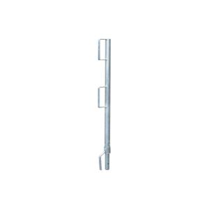 Geländerpfosten für Baustellentreppe und zur Absturzsicherung (Ausführung: Geländerpfosten für Baustellentreppe und zur Absturzsicherung (Art.Nr.: 24396))