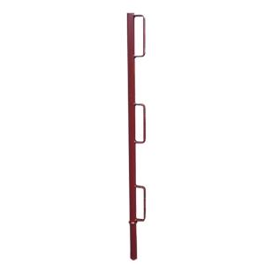 Geländerpfosten zum Einstecken in Hülsen (Farbe: lackiert (Art.Nr.: 112773))
