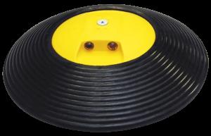 Geschwindigkeitshemmer -Speed Stop- mit Reflektor (Reflektor: mit weißem Reflektor (Art.Nr.: 18440))