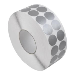 Gewebeklebepunkte -WT-5561- auf Rolle, 4000 Stück (Farbe: gelb (Art.Nr.: 36961))