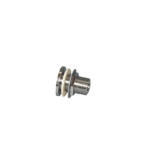 Gewinde für Rechteckbehälter und Fässer (Material/ Variante: 3/4    /AG/2 Kontermuttern (Art.Nr.: 14035))