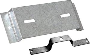 Haltebügel für Einstofftafeln oder Zifferntafeln (Modell: Haltebügel für Einstofftafeln (Art.Nr.: 90.2314))