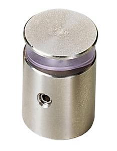 Halterung -SignConnections- aus Edelstahl, Durchmesser 18 mm, für Serie -Cristallo- (Ausführung: Halterung -SignConnections- aus Edelstahl, Durchmesser 18 mm, für Serie -Cristallo- (Art.Nr.: cr2984))