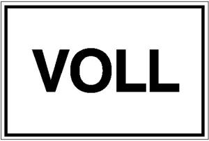 Hinweisschild für Betriebssicherheit VOLL (Ausführung: Hinweisschild für Betriebssicherheit VOLL (Art.Nr.: 11.5824))
