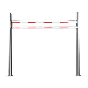 Höhenbegrenzungssperre HBS 200 / 21, bis 12 m, feststehend / starr (stufenlos höhenverstellbar) (Breite (Nennmaß): 3000 mm (Art.Nr.: 41042))