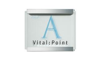Infotafel -Clear- rahmenlos mit 2 Scheiben aus Sicherheitsglas (Maße (BxH): 210 x 297 mm  (Art.Nr.: cg5432))