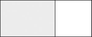 Kabelprüfplaketten Blanko, zur Selbstbeschriftung, Bogen (Maße (BxH)/Menge: 50 x 20 mm / 16er-Bogen (Art.Nr.: 30.0924))