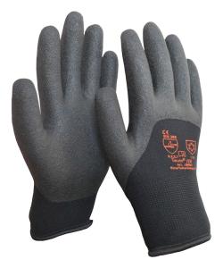 Kälteschutzhandschuh -PremiumLine- PVC (geschäumt), nach EN 388 und EN 511, CE-geprüft (Größe: 7 (Art.Nr.: 35163))