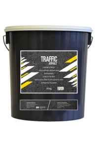 Kaltasphalt -Traffic Asphalt-, 25 kg, sofortige Aushärtung, für Innen- und Außenbereich (Ausführung: Kaltasphalt -Traffic Asphalt-, 25 kg, sofortige Aushärtung, für Innen- und Außenbereich (Art.Nr.: 35896))