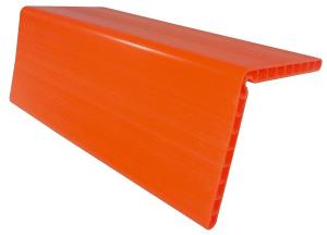 Kantenschutz für Zurrgurte, aus HDPE, für alle Gurtbreiten, Winkel 90°, VPE 10 Stk. (Ausführung: Kantenschutz für Zurrgurte, aus HDPE, für alle Gurtbreiten, Winkel 90°, VPE 10 Stk. (Art.Nr.: 50ks10))