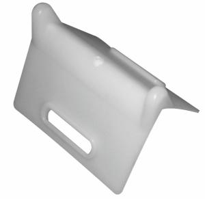 Kantenschutz für Zurrgurte, aus PE, für Gurtbreiten bis 50 mm, Winkel 90°, VPE 10 Stk. (Ausführung: Kantenschutz für Zurrgurte, aus PE, für Gurtbreiten bis 50 mm, Winkel 90°, VPE 10 Stk. (Art.Nr.: 50ks01))