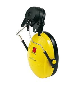 Kapselgehörschützer -Optime-, SNR 26-34 dB für -G3000C-, -EuroGuard 4 und -Baumeister 80- (SNR/Farbe:  <b>26 dB</b> gelb (Art.Nr.: 35073))